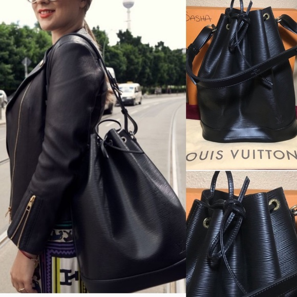 d82fb008e7e0 Louis Vuitton Handbags - Authentic Epi Noe GM